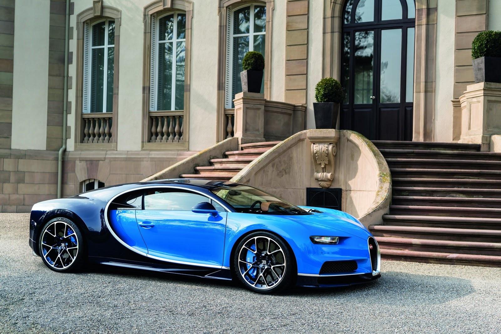 Foto de Bugatti Chiron (58/77)