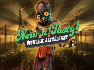Oddworld: New 'n' Tasty: el último remake de una saga mítica llega a Android