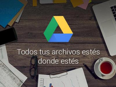 Google Drive para Android ya permite descargar y enviar varios archivos a la vez
