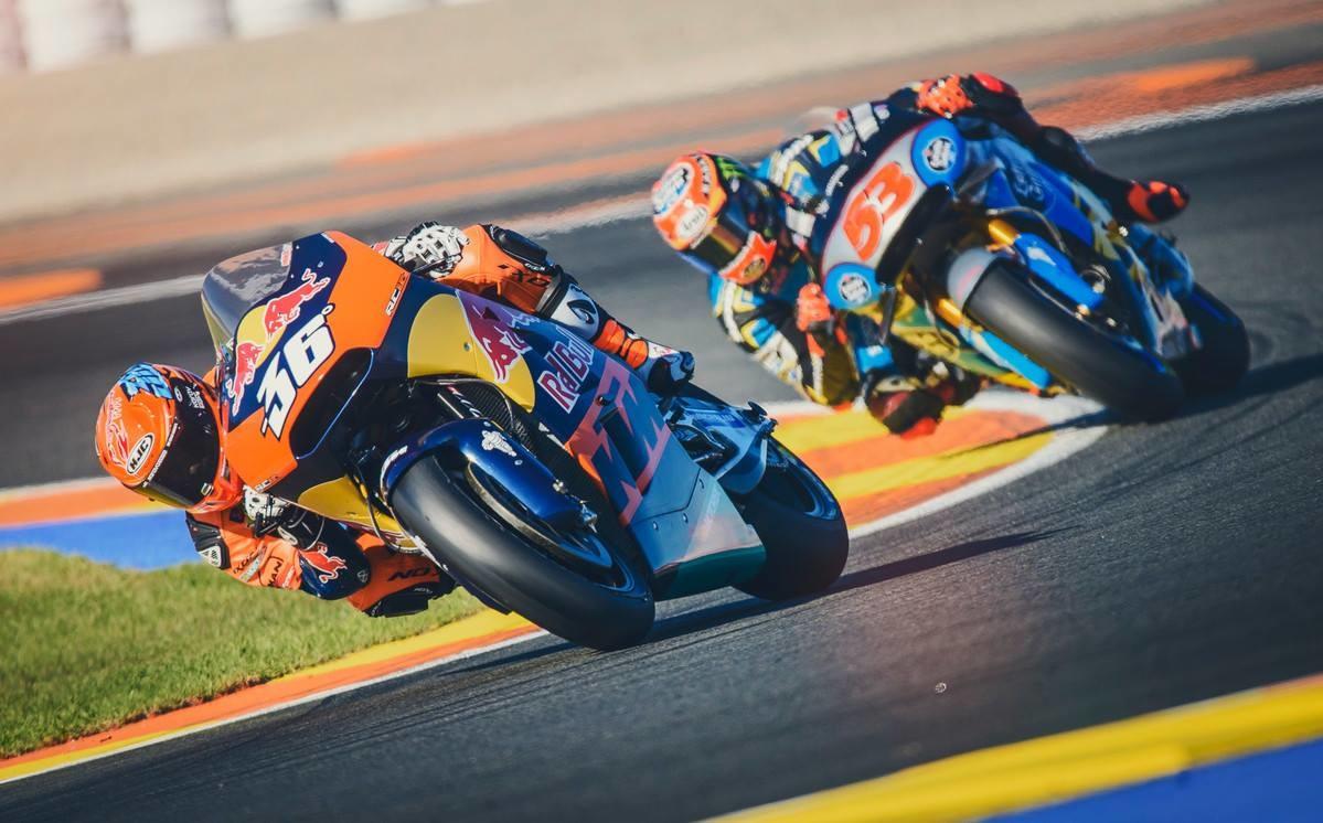 KTM MotoGP GP Valencia 2016