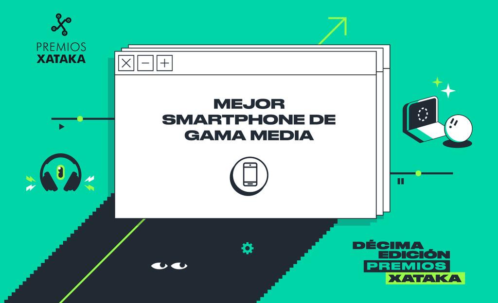 Mejor smartphone de gama media: vota en los Premios Xataka 2019