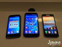 Lenovo presenta en México su gama de smartphones y aquí nuestras primeras impresiones