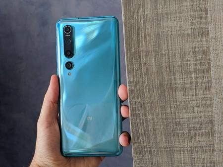 Xiaomi Mi 10 Diseno