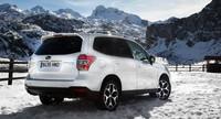 El Subaru Forester 2013, en movimiento
