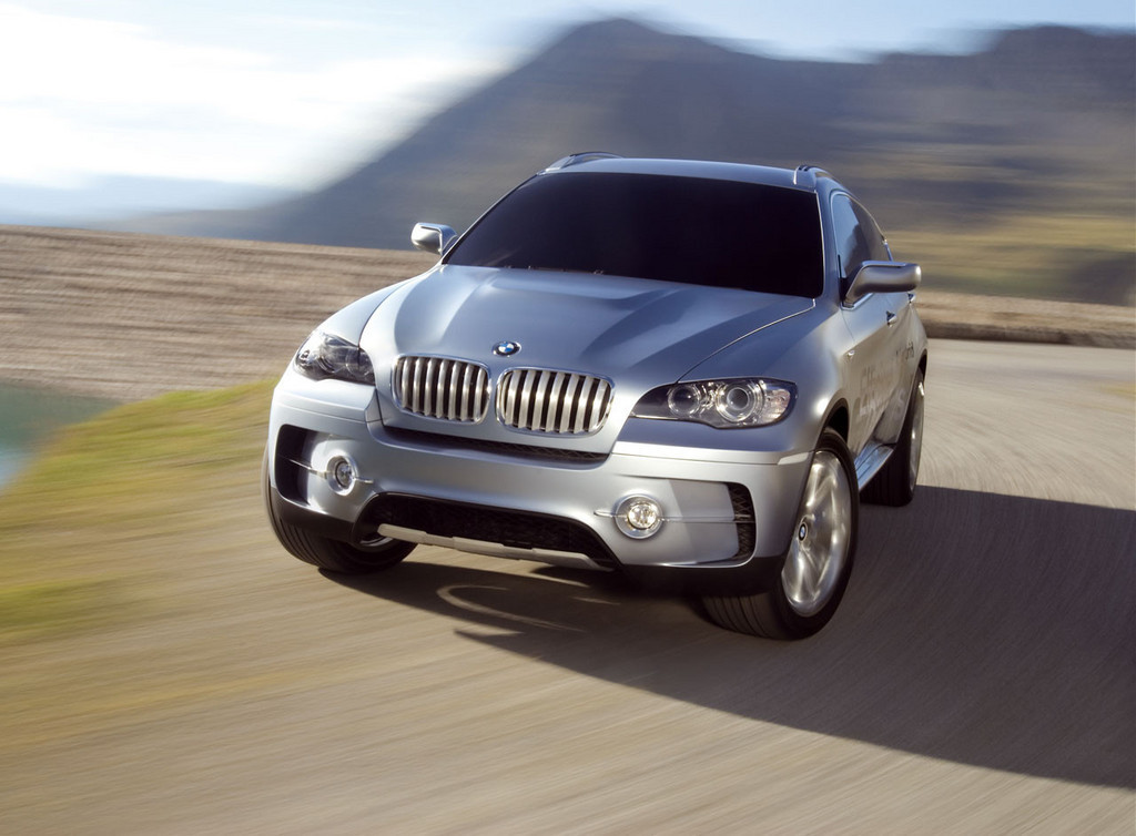 Foto de BMW Concept X6 ActiveHybrid (1/19)