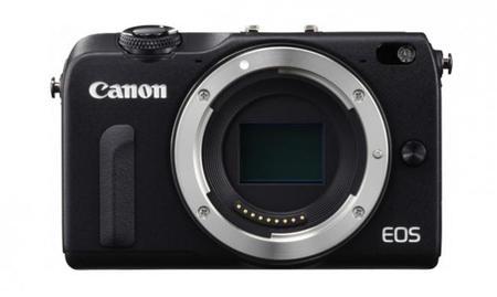 Sensor Canon EOS M2