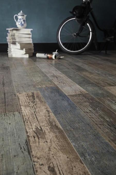 Astonishing Porcelain Tile Looking Like Real Weathered Wood 4 Thumb Autox944 51576
