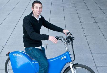 Micah Toll, el futuro gurú de la bicicleta eléctrica, muestra cómo fabricar una