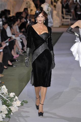 Foto de Christian Dior Alta Costura otoño-invierno 2007/08 Paris (1/16)