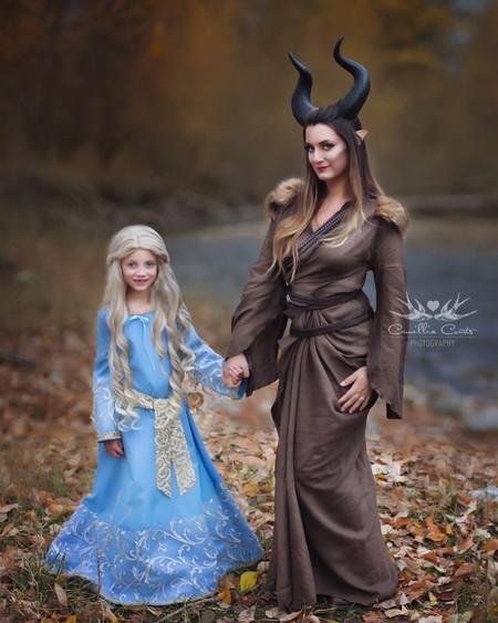 madre-hija-disney