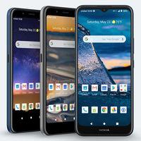 Nokia C5 Endi, Nokia C2 Tava y Nokia C2 Tennen: tres nuevos móviles baratos para la gama de entrada de Nokia