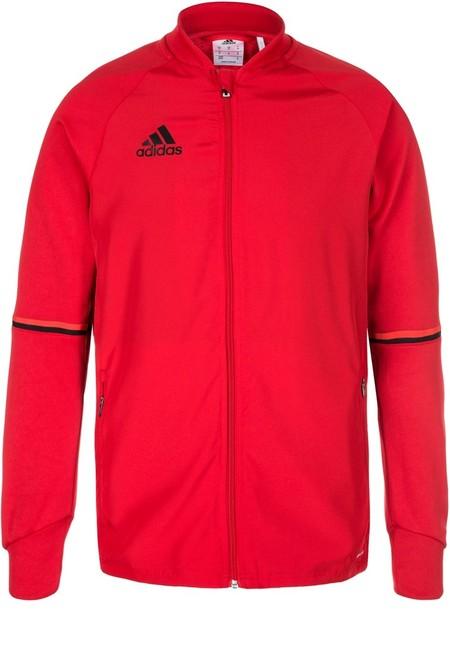 La chaqueta de entrenamiento Adidas Condivo 14 está por 29,90 euros en Zalando tras un 50% de descuento