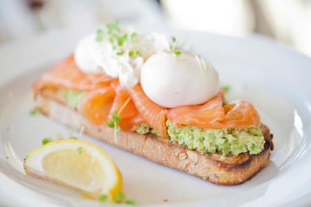 Cinco Saludables Desayunos 1