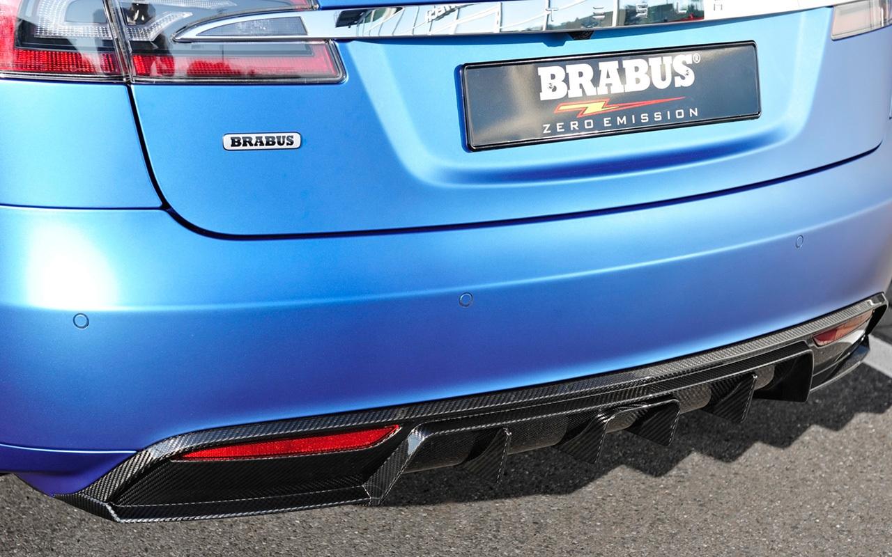 Brabus Tesla Model S P85d 10 23