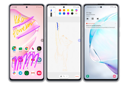 Samsung Galaxy Note10 Lite S Pen