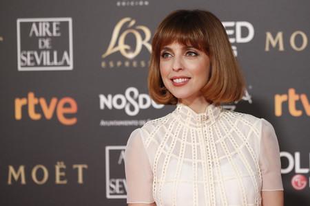 Premios Goya 2019: Leticia Dolera sorprende con un look a lo Anna Wintour en la alfombra roja