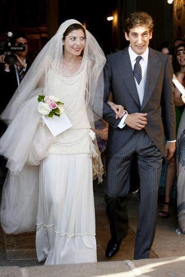 los vestidos de novia más espectaculares de las celebrities