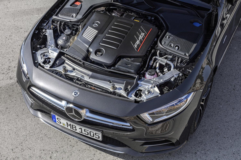 Foto de Mercedes-AMG CLS 53 4Matic+ (8/20)