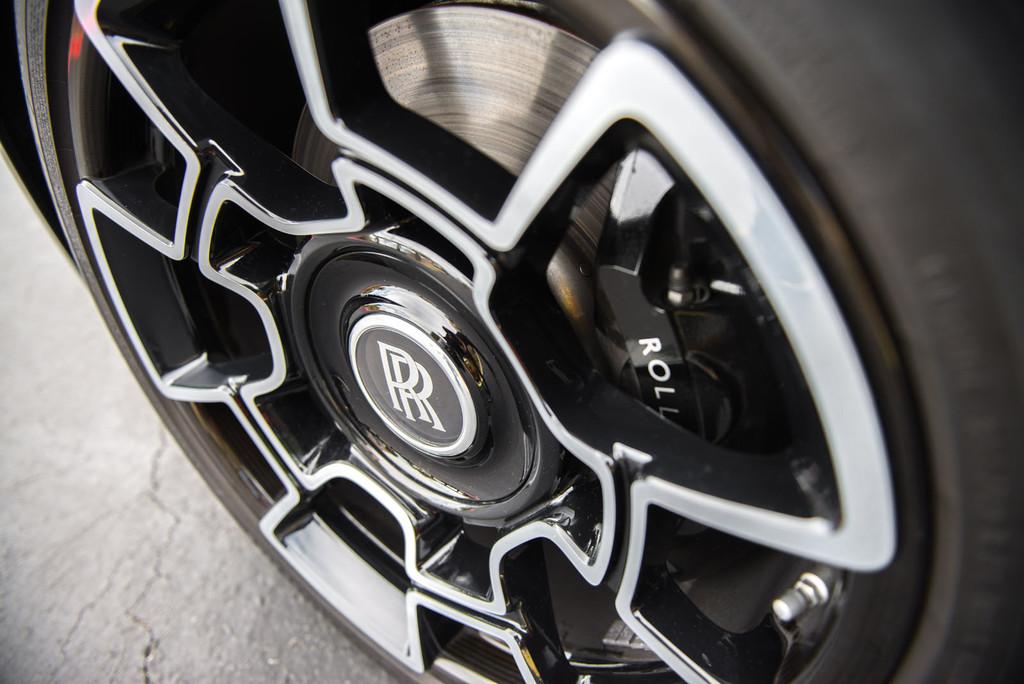 Rolls-Royce Carbon Rims
