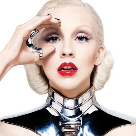 Nueva Foto promocional de Christina Aguilera para 'Bionic'