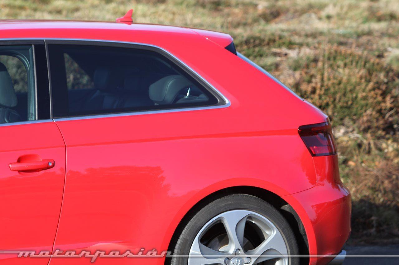 Foto de Audi A3 2.0 TDI (prueba) (22/52)