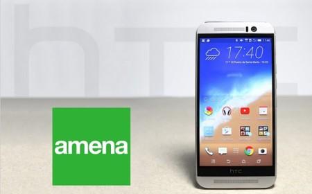 HTC One M9 sigue abriéndose paso y llega a Amena. Comparamos su precio con Vodafone y Orange