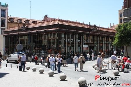 Mercado de San Miguel en Madrid