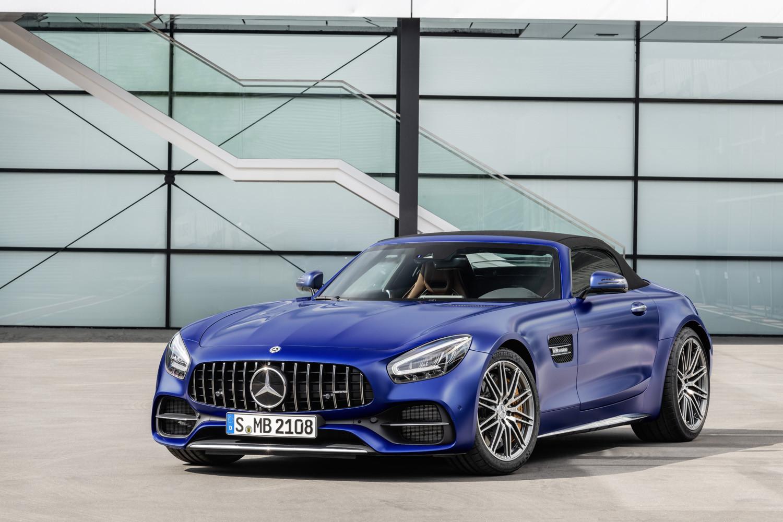 Foto de Mercedes-AMG GT C 2019 (9/22)
