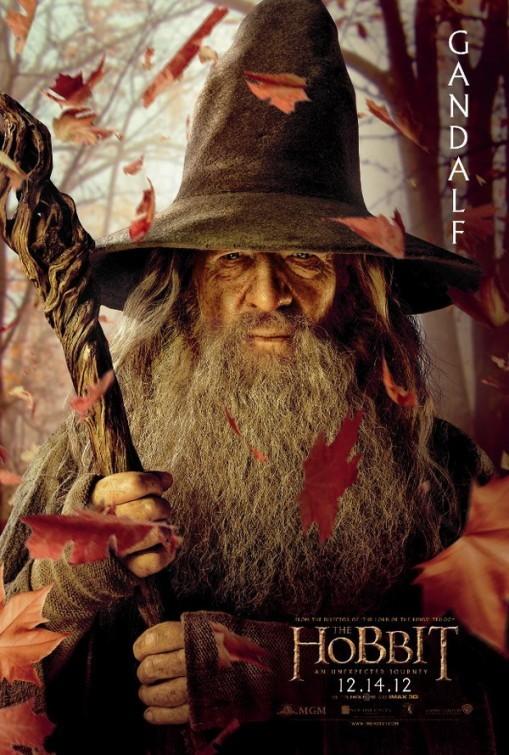 Foto de 'El hobbit: Un viaje inesperado', carteles (8/28)
