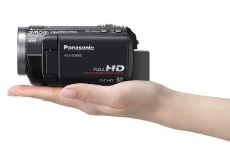 Panasonic HDC-SD600 y SDR-S45, alta definición o zoom 40x, a gusto del consumidor