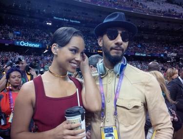Aplausos: Alicia Keys canta el himno americano en la Super Bowl en riguroso directo