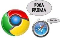 Chrome supera en porcentaje de uso a Safari en los Estados Unidos