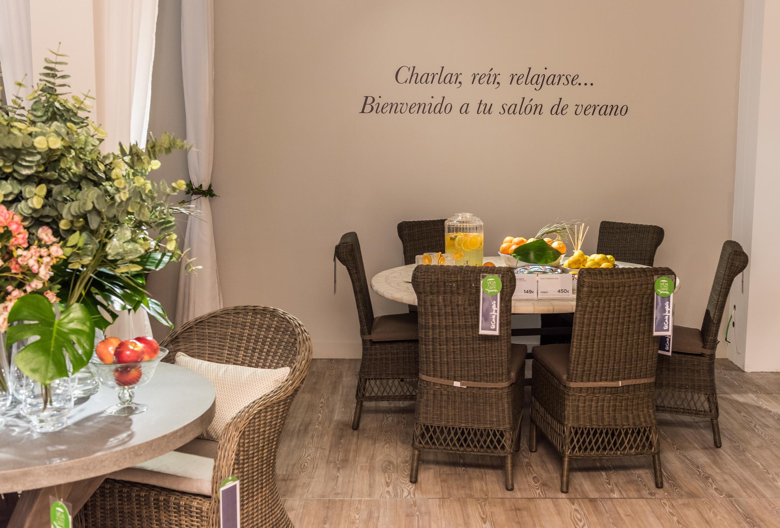 Foto de Colección Primavera-Verano 20117 de terraza y jardín de El Corte Inglés (8/48)