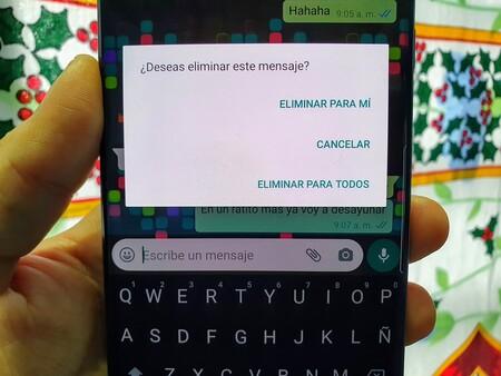 """WhatsApp detalla sus """"mensajes temporales"""": los mensajes que se autoeliminan llegarán pronto, pero no serán lo que esperábamos"""