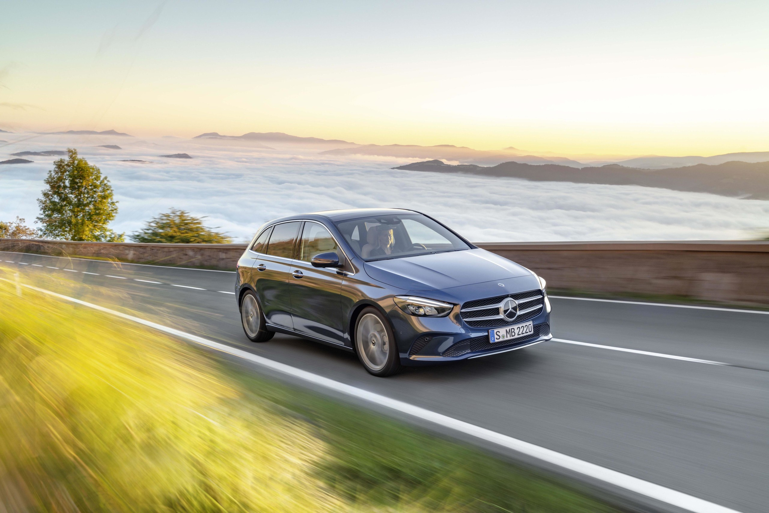 Foto de Mercedes-Benz Clase B 2019 (9/17)