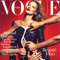 Vogue Paris deseada kate moss