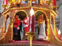 Decoración de Navidad de estilo british