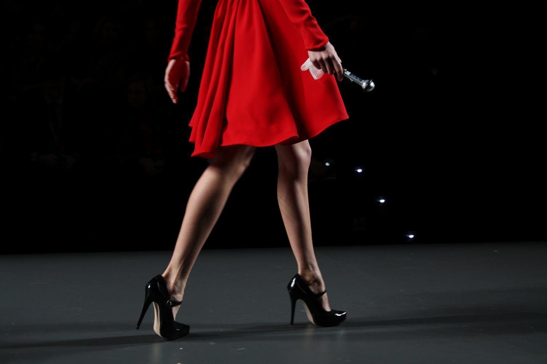 Foto de Alma Aguilar en la Cibeles Madrid Fashion Week Otoño-Invierno 2011/2012 (85/126)