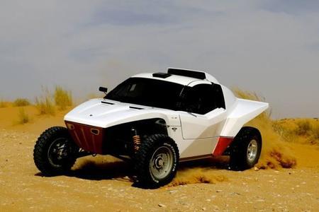 Curiosidades en Competición: el buggy de Gianpaolo Bedin para el Dakar