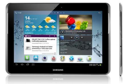 Samsung confirma el Galaxy Tab 2 10.1