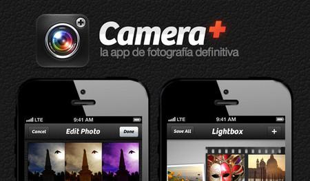 Camera+ se actualiza y ahora permite añadir capas de efectos