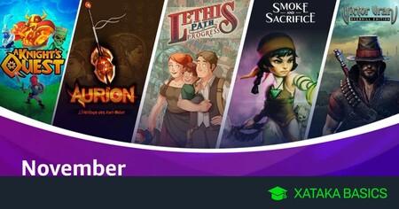 Juegos gratis para PC de noviembre para usuarios de Amazon Prime con Prime Gaming