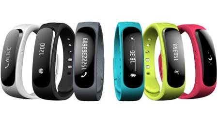 Huawei TalkBand B1, nuevo reloj- pulsera inteligente para cuantificar la actividad del día a día