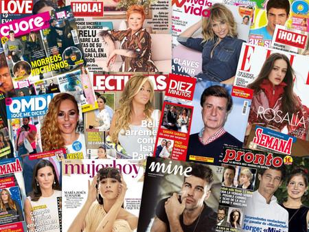 Varias raciones de Terelu, el charlestón playero de Tamara Falcó y el pago al contado de Iker: las portadas de la prensa rosa de la semana del 19 de agosto