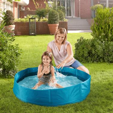 Aldi lanza su top venta del verano: una piscina plegable (además de otras novedades como un arenero para los peques)