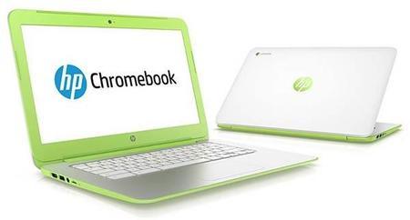 HP anuncia nuevas Chromebooks con diseño delgado, una viene con NVIDIA Tegra K1