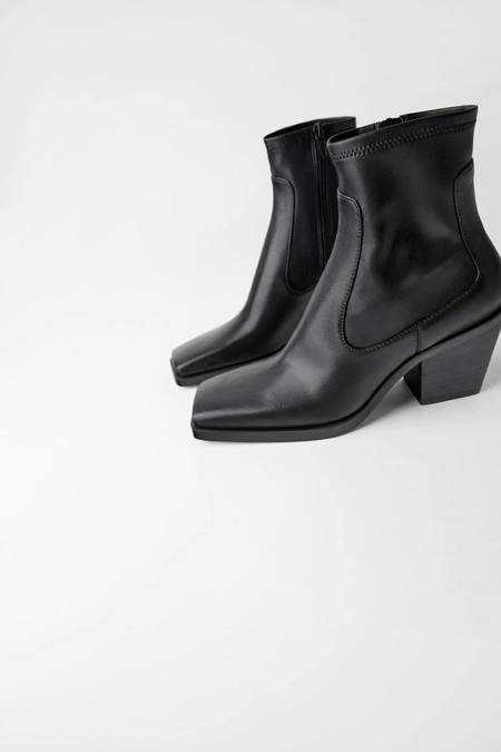 Zara Rebajas Verano 2020 60 Descuento Botin 01