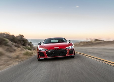 Audi R8 Coupe Us Version 2020 1600