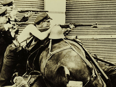 'Agustí Centelles. Una crónica fotográfica. Años 30' , una exposición sobre el gran fotógrafo catalán