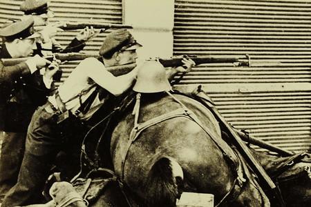 'Agustí Centelles. Una crónica fotográfica. Años 30', una exposición sobre el gran fotógrafo catalán